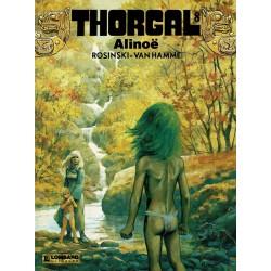 Thorgal - 008 Alinoë - eerste druk 1985