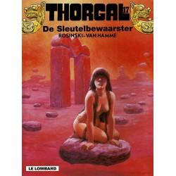 Thorgal - 017 De sleutelbewaarster - herdruk