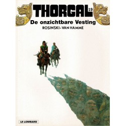 Thorgal - 019 De onzichtbare vesting - herdruk