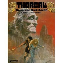 Thorgal - 006 De val van Brek Zarith - eerste druk 1984