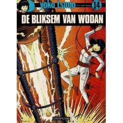Yoko Tsuno - 014 De bliksem van Wodan - eerste druk