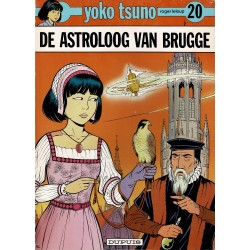 Yoko Tsuno - 020 De astroloog van Brugge - eerste druk
