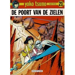 Yoko Tsuno - 021 De poort van de zielen - eerste druk
