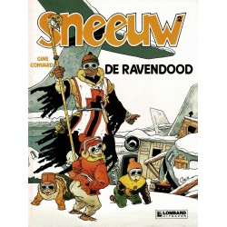 Sneeuw - 002 De ravendood - eerste druk 1988