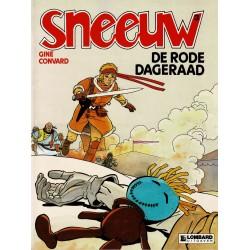 Sneeuw - 003 De rode dageraad - eerste druk 1989