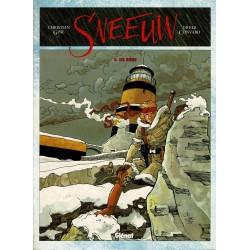 Sneeuw - 008 De bres - eerste druk 1995