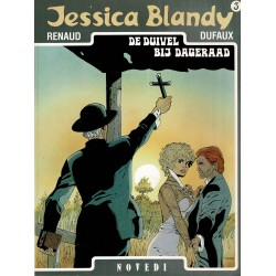 Jessica Blandy - 003 De duivel bij dageraad - eerste druk 1988 - Novedi uitgaven