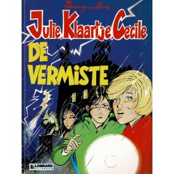 Julie, Klaartje, Cécile - 007 De vermiste - eerste druk 1990