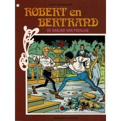 Robert en Bertrand - 003 De nabjar van Poenjab - herdruk - Standaard uitgaven - 2e reeks