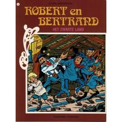 Robert en Bertrand - 006 Het zwarte land - herdruk - Standaard uitgaven - 2e reeks