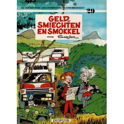 Robbedoes en Kwabbernoot - 029 Geld, smiechten en smokkel - eerste druk 1980