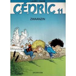 Cédric - 011 Zwaanzin - eerste druk 1997