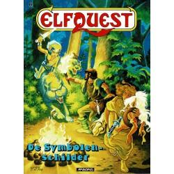 Elfquest - 008 De symbolenschilder - herdruk - Arboris uitgaven