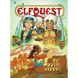 Elfquest - 009 De zeilsteen - herdruk - Arboris uitgaven