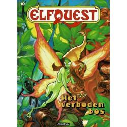 Elfquest - 010 Het verboden bos - herdruk - Arboris uitgaven