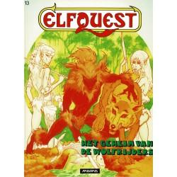 Elfquest - 013 Het geheim van de wolfrijders - herdruk - Arboris uitgaven