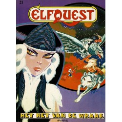 Elfquest - 021 Het net van de wraak - herdruk - Arboris uitgaven