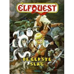 Elfquest - 017 De eerste slag - eerste druk 1988 - Arboris uitgaven