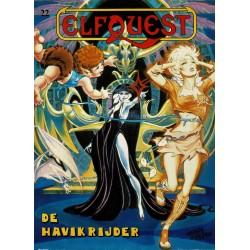 Elfquest - 022 De havikrijder - eerste druk 1990 - Arboris uitgaven