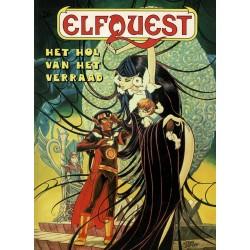 Elfquest - 026 Het hol van het verraad - eerste druk 1991 - Arboris uitgaven