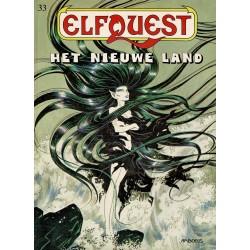 Elfquest - 033 Het nieuwe land - eerste druk 1993 - Arboris uitgaven