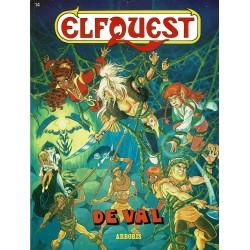 Elfquest - 014 De val - eerste druk 1988 - Arboris uitgaven