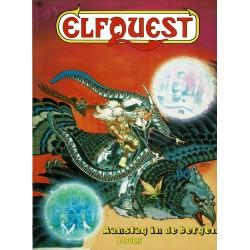 Elfquest - 015 Aanslag in de bergen - eerste druk 1988 - Arboris uitgaven