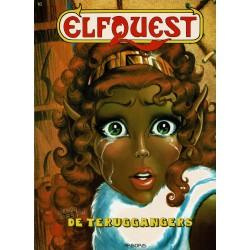 Elfquest - 016 De teruggangers - eerste druk 1988 - Arboris uitgaven