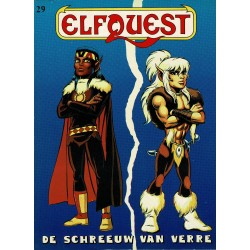 Elfquest - 029 De schreeuw van verre - eerste druk 1992 - Arboris uitgaven