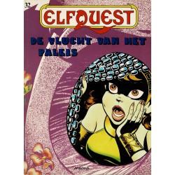 Elfquest - 032 De vlucht van het paleis - eerste druk 1993 - Arboris uitgaven