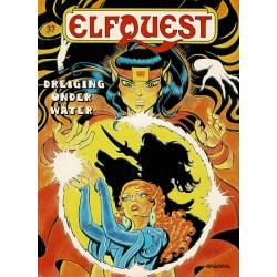 Elfquest - 037 Dreiging onder water - eerste druk 1994 - Arboris uitgaven