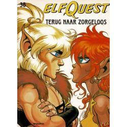 Elfquest - 038 Terug naar Zorgeloos - eerste druk 1996 - Arboris uitgaven
