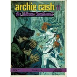 Archie Cash - 011 De Popcorn Brothers - eerste druk 1985