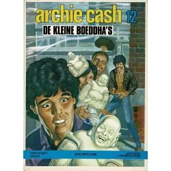 Archie Cash - 012 De kleine Boeddha's - eerste druk 1986