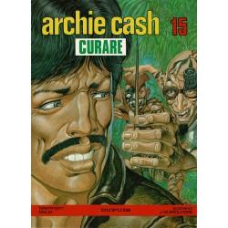 Archie Cash - 015 Curare - eerste druk 1988