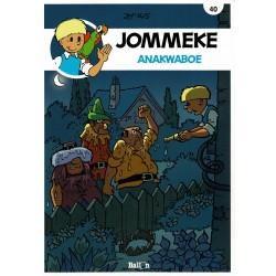 Jommeke - 040 Anakwaboe - herdruk - nieuwe cover