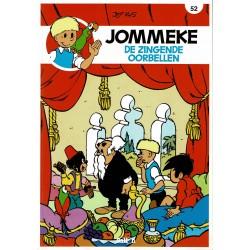 Jommeke - 052 De zingende oorbellen - herdruk - nieuwe cover