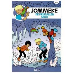 Jommeke - 064 De kristallen grot - herdruk - nieuwe cover
