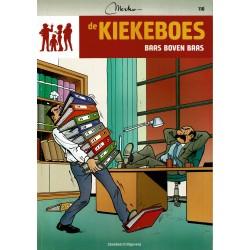 De Kiekeboes - 110 Baas boven baas - herdruk - Standaard Uitgeverij, 3e reeks