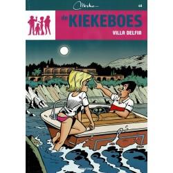 De Kiekeboes - 040 Villa Delfia - herdruk - Standaard Uitgeverij, 3e reeks