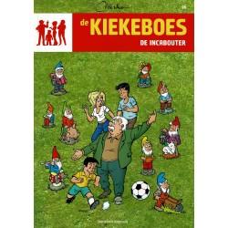 De Kiekeboes - 096 De Incabouter - herdruk - Standaard Uitgeverij, 3e reeks