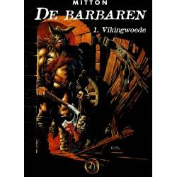 De Barbaren - 001 Vikingwoede - eerste druk 1996