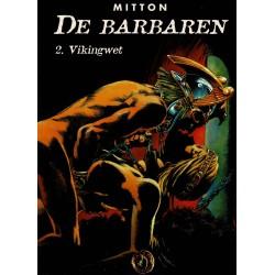 De Barbaren - 002 Vikingwet - eerste druk 1996