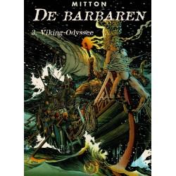 De Barbaren - 003 Viking-Odyssee - eerste druk 1996