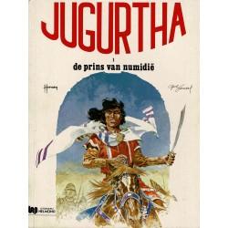 Jugurtha - 001 De prins van Numidië - eerste druk 1977 - Helmond uitgaven