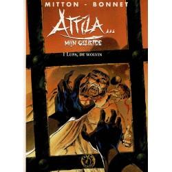 Attila, mijn geliefde - 001 Lupa, de wolvin - eerste druk 1998