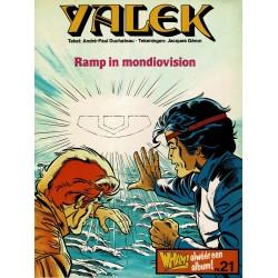 Yalek - 021 Ramp in mondiovision - eerste druk 1980