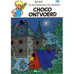 Jommeke - reclameuitgaven Story - B11 Choco ontvoerd (72) - herdruk 2013