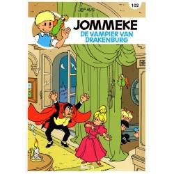 Jommeke - reclameuitgaven Story - B20 De vampier van Drakenburg (102) - herdruk 2016