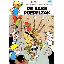 Jommeke - reclameuitgaven Story - B26 De rare doedelzak (121) - herdruk 2013
